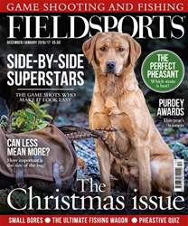 Fieldsports Magazine DecemberJanuary 201617 issue Fieldsports Magazine DecemberJanuary 201617