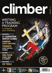 Climber issue Jan/Feb 2017