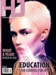 Hairdressers Journal issue Dec 2016