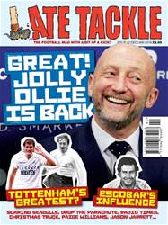 Late Tackle Football Magazine issue Dec/Jan 2016