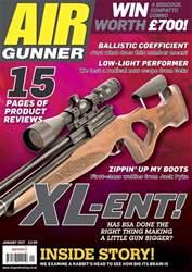 Airgunner issue Airgunner