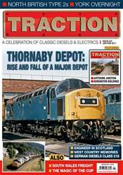 Traction issue Jan-Feb 2017