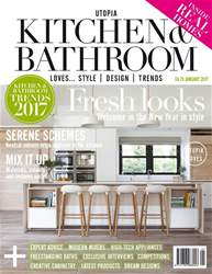 Utopia Kitchen & Bathroom issue January 2017