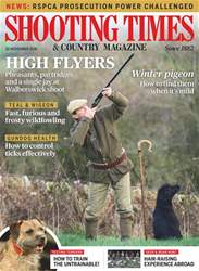 Shooting Times & Country issue 30th November 2016