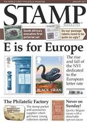 Stamp Magazine issue Jan-17