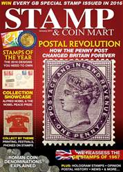 Stamp & Coin Mart issue January 2017