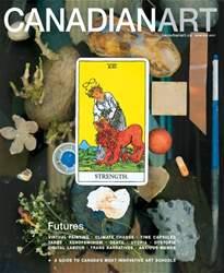Canadian Art Digital Edition issue Winter 2017
