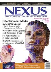Nexus Magazine issue Dec 2016 - Jan 2017