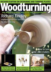Woodturning issue Winter 2016