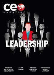 CEO Magazine issue Volume 24