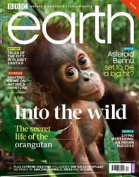 BBC Earth issue December 2016