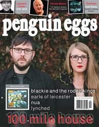 Penguin Eggs issue Issue #72 - Winter 2016