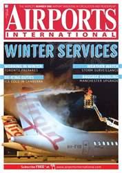 Airports International issue  December 2016