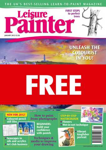 Leisure Painter issue January 2012