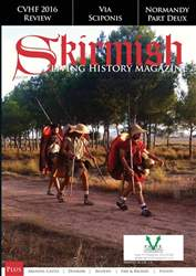 Skirmish Magazine Issue 119 issue Skirmish Magazine Issue 119