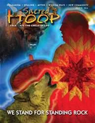Sacred Hoop issue Sacred Hoop