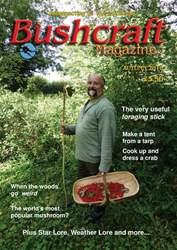 Bushcraft Magazine issue Autumn 2016