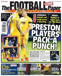 The Football League Paper issue 4th December 2016
