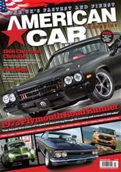 American Car Magazine issue American Car Magazine