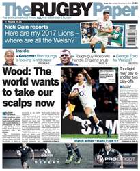 The Rugby Paper issue 4th December 2016