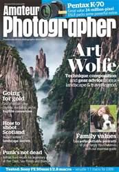 Amateur Photographer issue Amateur Photographer
