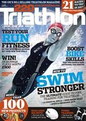 220 Triathlon Magazine issue January 2017