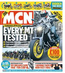 MCN issue 7th December 2016