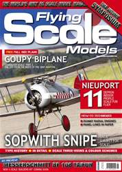 Flying Scale Models issue 206 January 2017