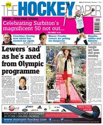 The Hockey Paper issue 7th December 2016