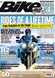 Bike issue February 2017