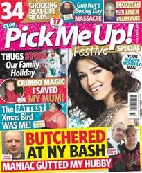 Pick Me Up! Special issue Festive Special