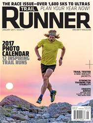 Trail Runner issue January 2017, #117