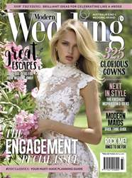 Modern Wedding issue Modern Wedding - Issue 73