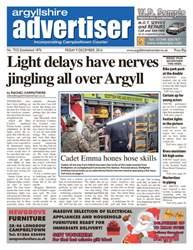 Argyllshire Advertiser issue Argyllshire Advertiser