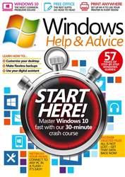 Windows Help & Advice issue February 2017
