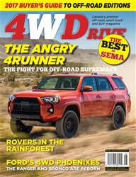 Four Wheel Drive issue Vol 18 Issue 8