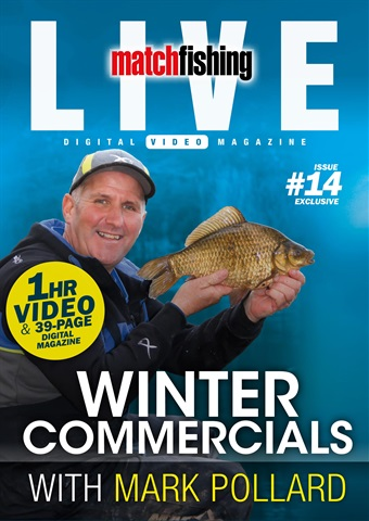 Match Fishing Live issue Issue 14