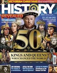 History Revealed issue Christmas 2016