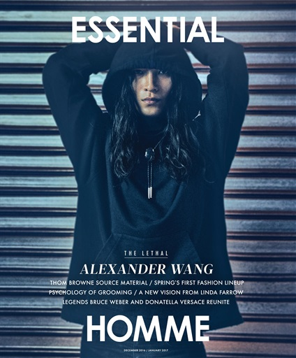 Essential Homme Digital Issue