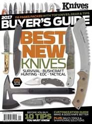 Knives Illustrated issue BG Jan/Feb 2017