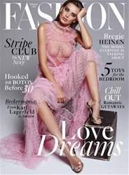 Fashion Magazine issue February 2017