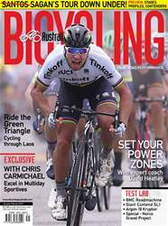 Bicycling Australia issue Jan/Feb 2017