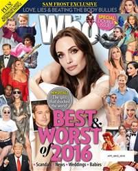 January 2, 2017 issue January 2, 2017
