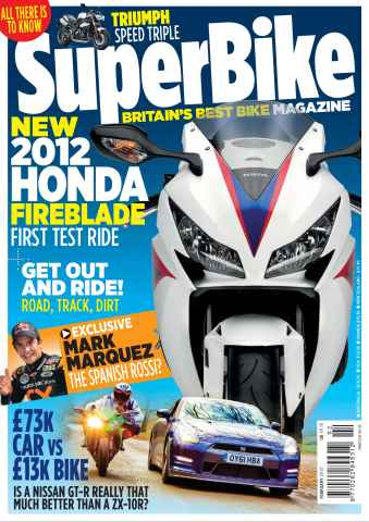 Superbike Magazine issue February 2012