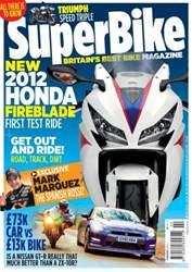 Superbike Magazine issue February 2012