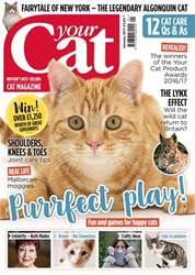 Your Cat Magazine January 2017 issue Your Cat Magazine January 2017