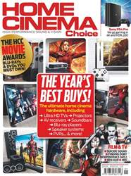 Home Cinema Choice issue Jan-17
