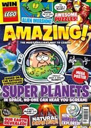 Amazing! Magazine issue Issue 27