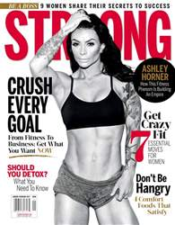 Strong Fitness issue Jan.Feb 2016