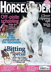 Horse&Rider Magazine - UK equestrian magazine for Horse and Rider issue February 2012